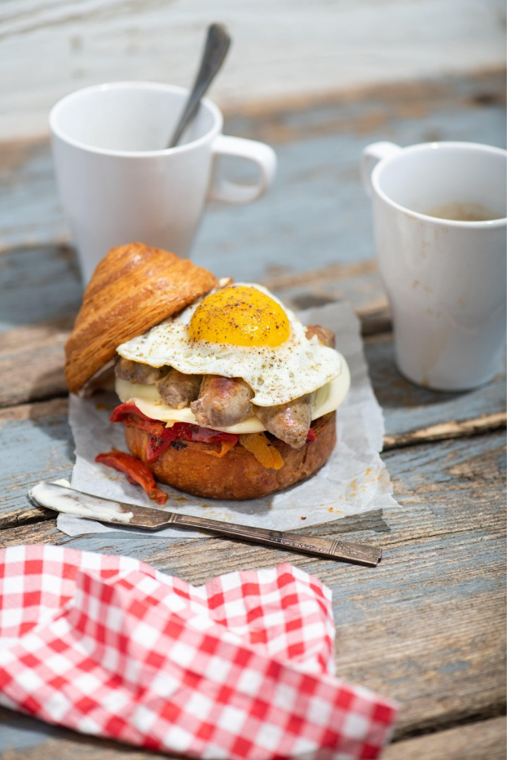 Campagna Breakfast Sandwich